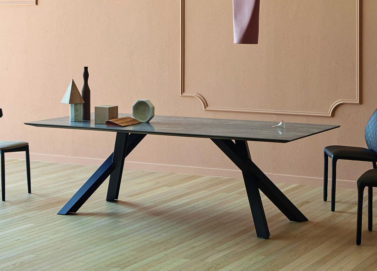 Miniforms Gustave Ceramic Dining Table