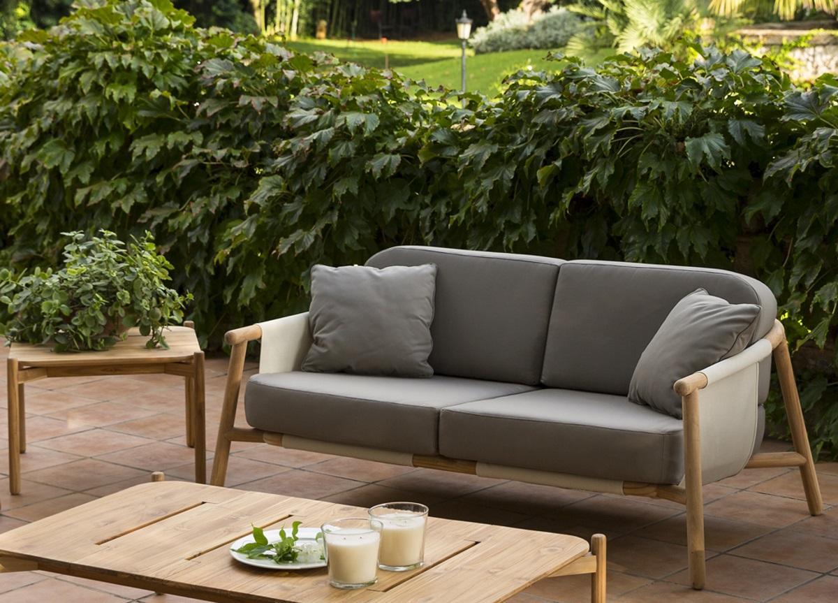 Hamp Garden Sofa