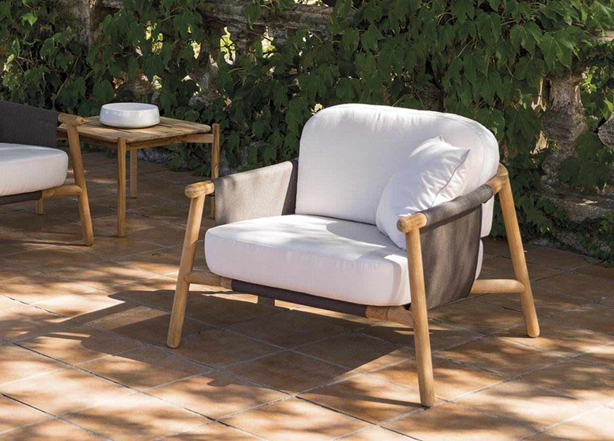Hamp Garden Armchair