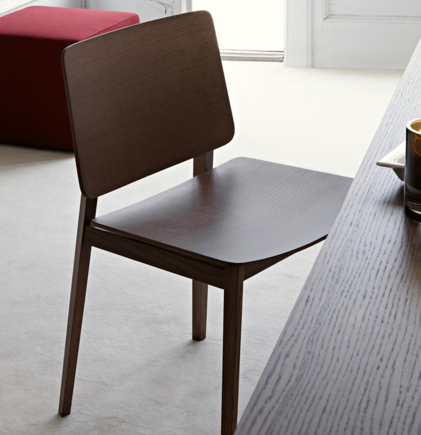Lema Hati Wooden Dining Chair