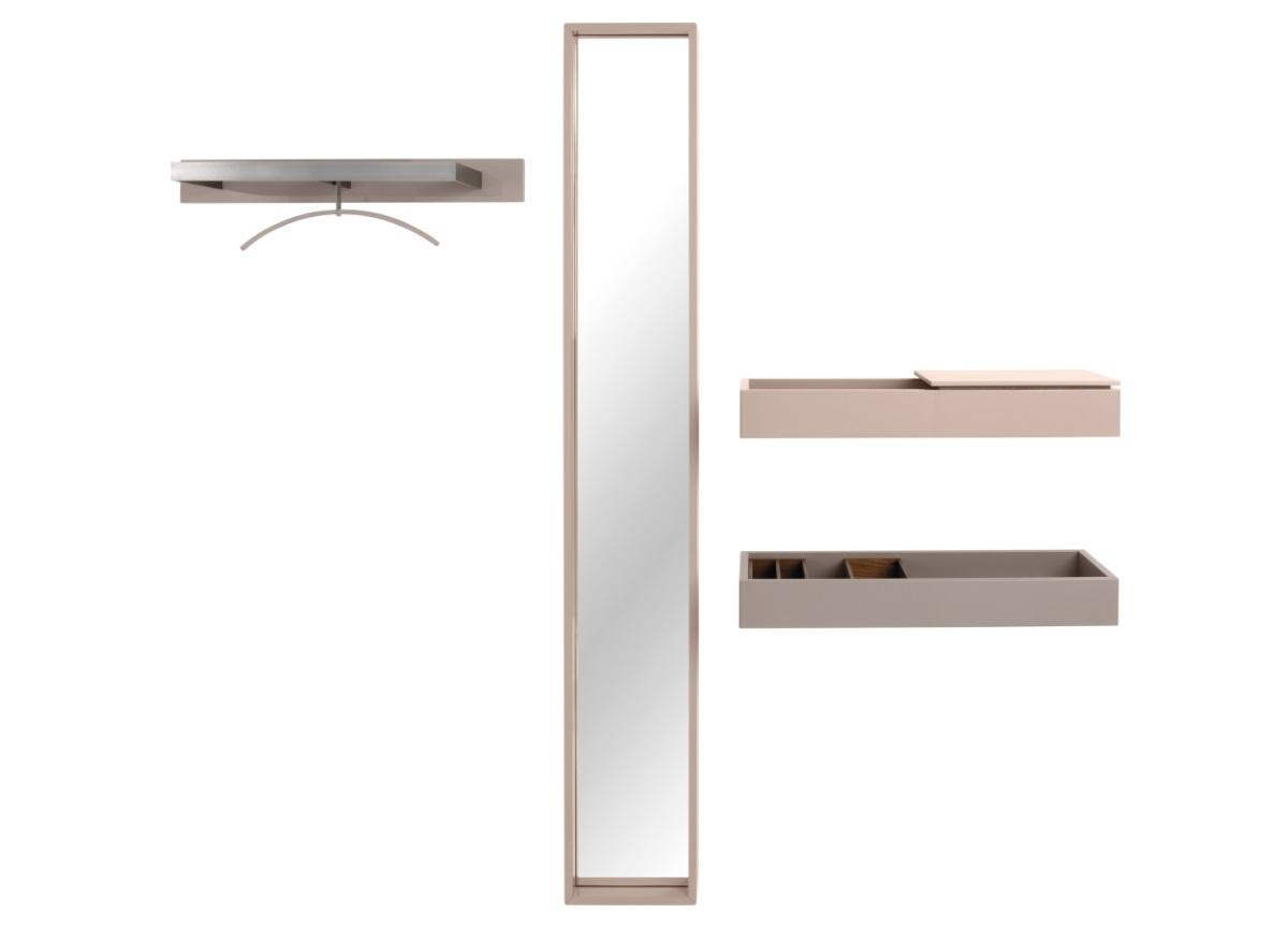 Schoenbuch Hesperide Coat Rack, Mirror & Shelf