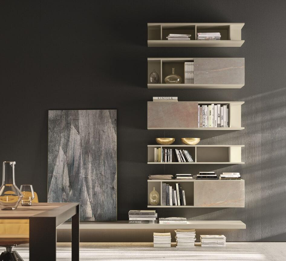 Jesse Holdy Wall Unit