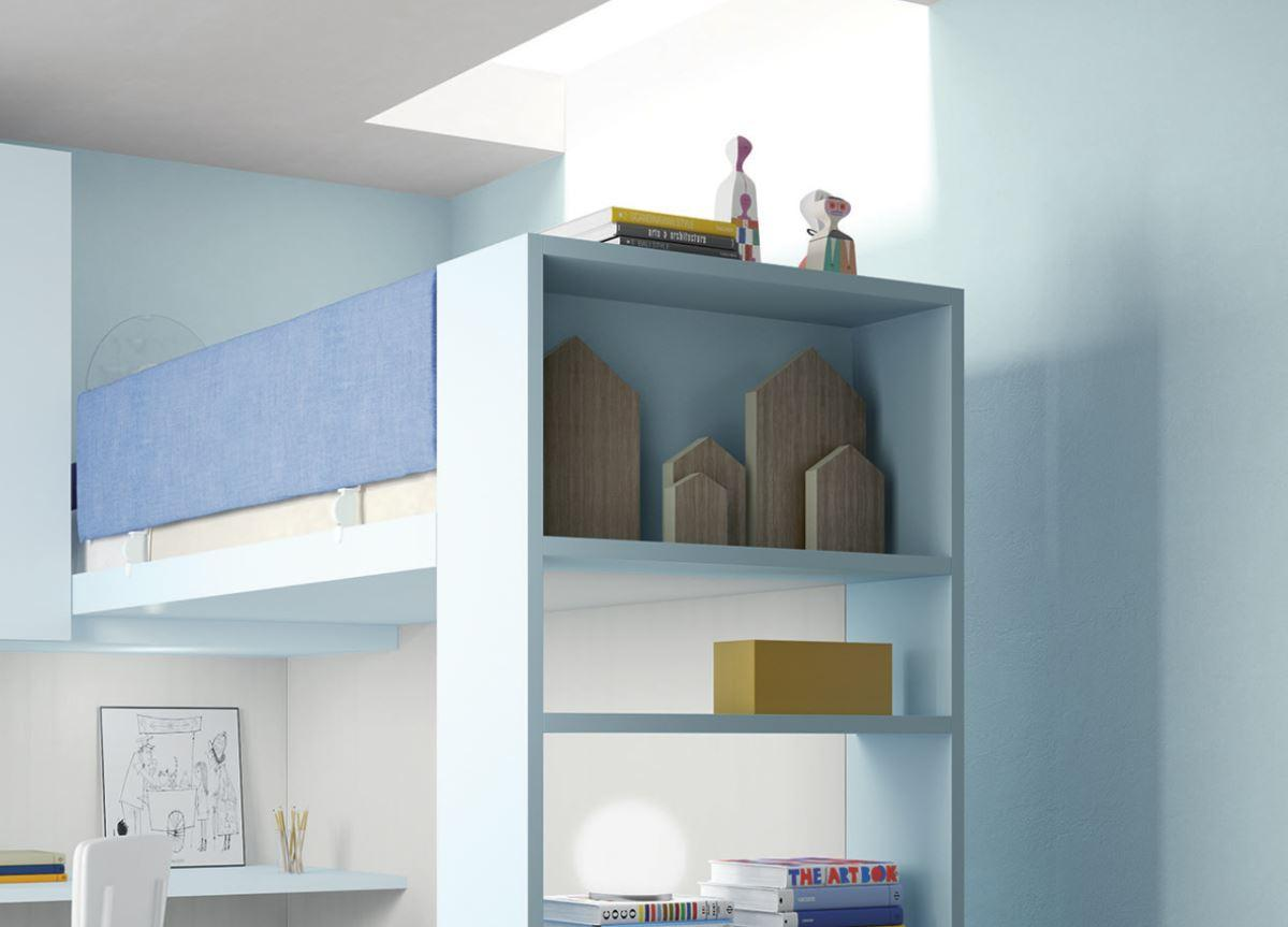 Battistella Holly Bunk Bed Compostition