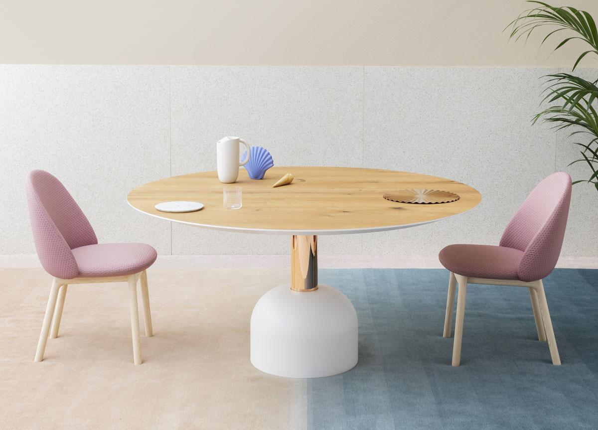 Miniforms Illo Round Dining Table