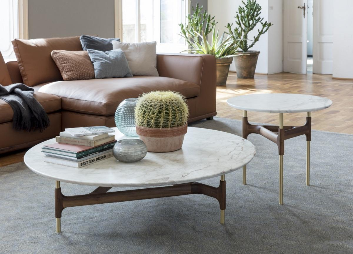 Porada Joint Marble Coffee Table
