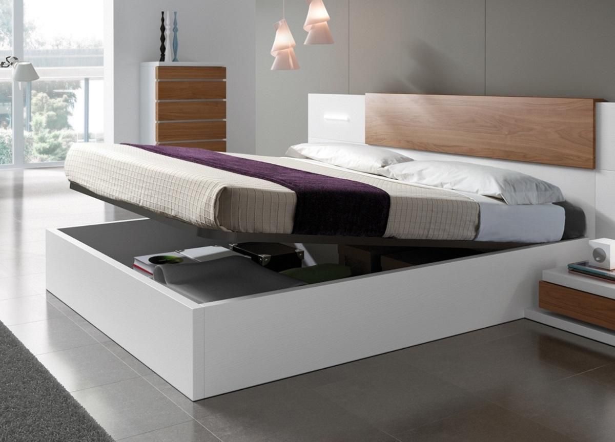 Kenjo King Size Storage Bed Contemporary King Size Beds Storage Beds