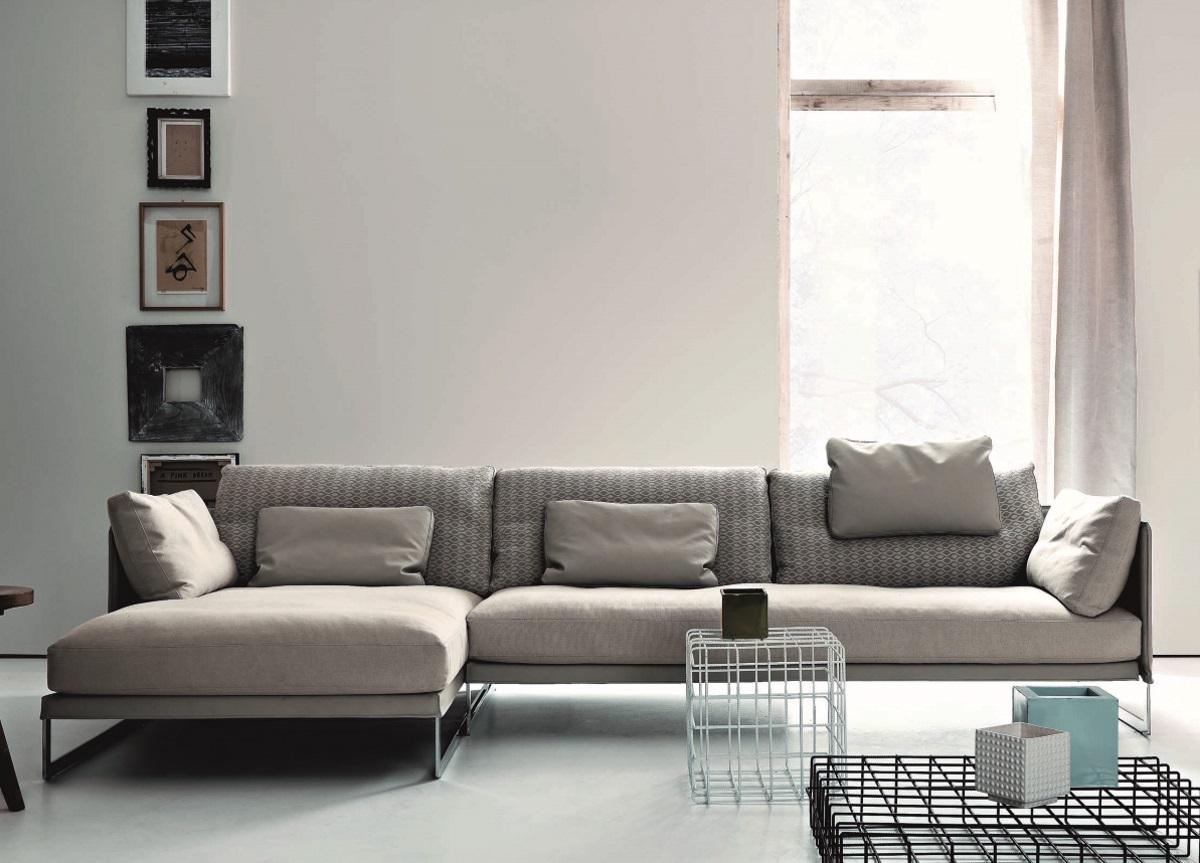 Saba Livingston Corner Sofa
