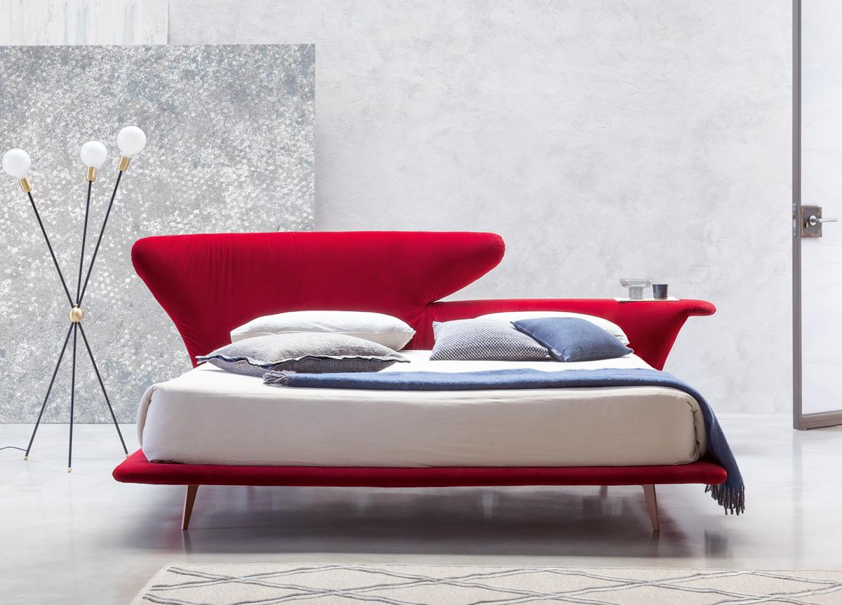 Bonaldo Lovy King Size Bed