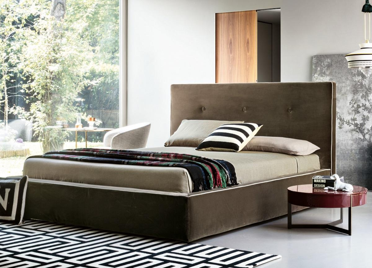 Lema Madama Super King Size Bed Lema Furniture From Go Modern London