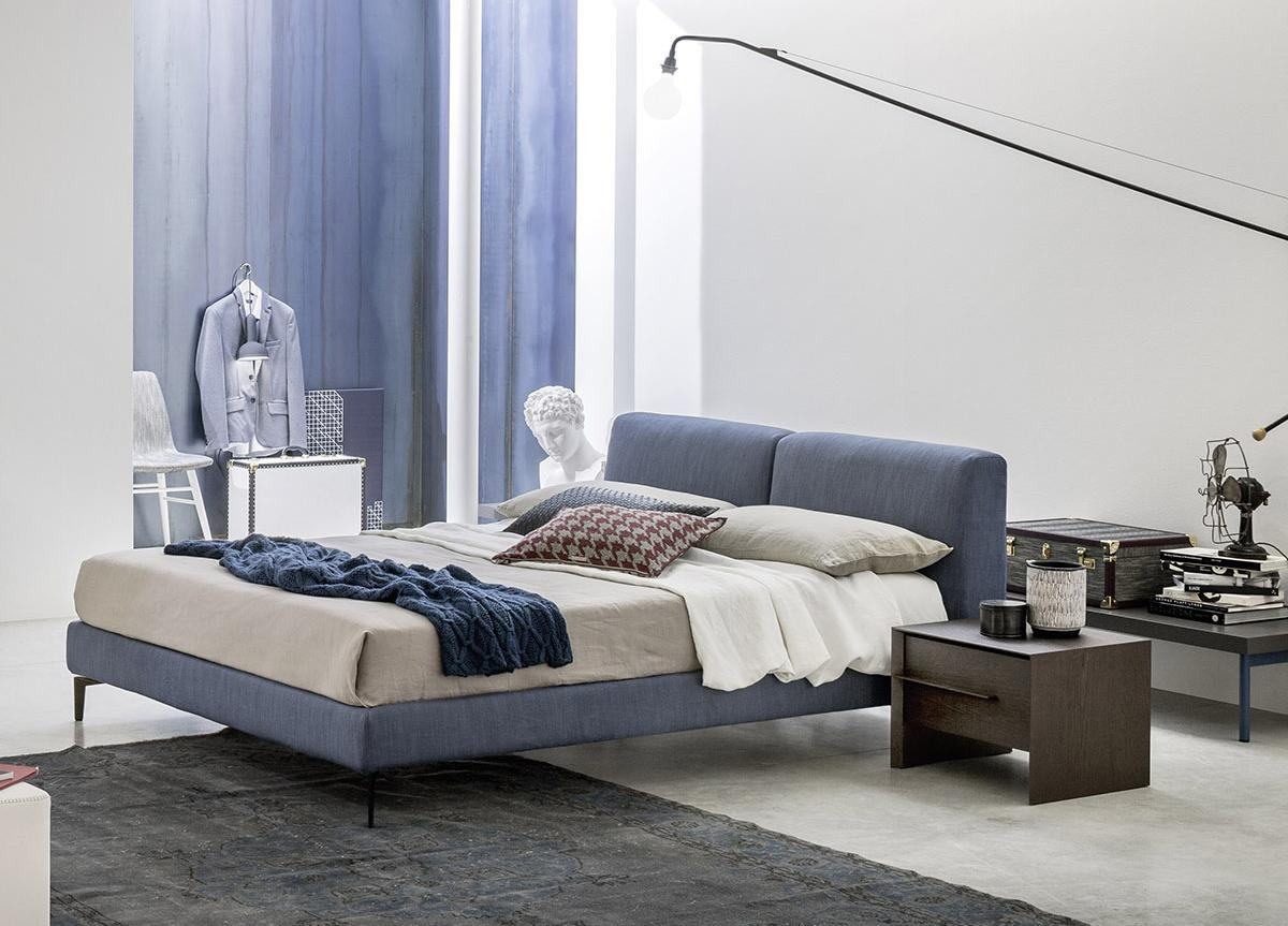 Margot Contemporary Bed