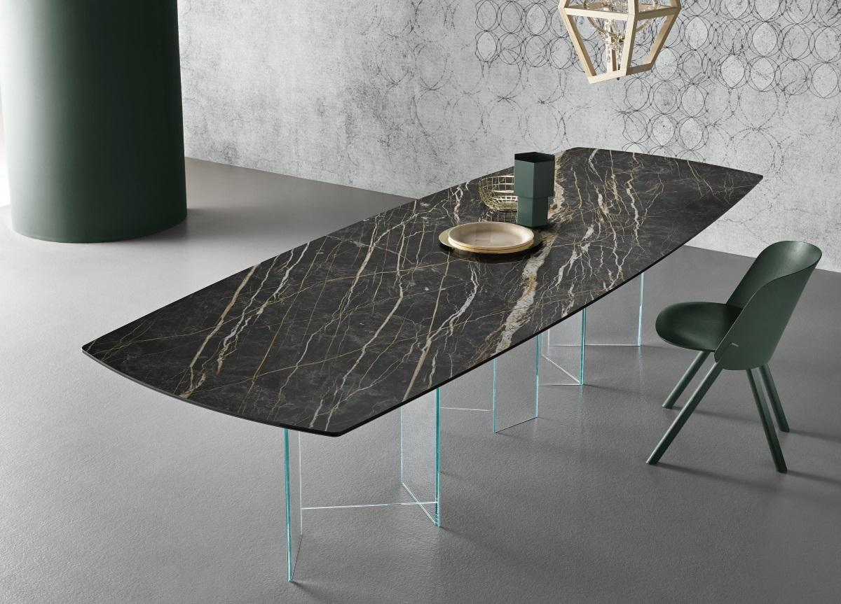 Tonelli Metropolis Ceramic Dining Table