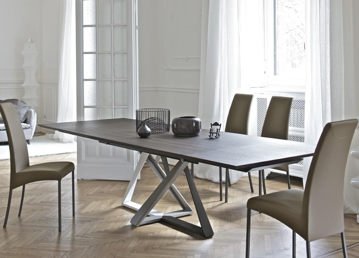 Bontempi Millennium Wood Dining Table