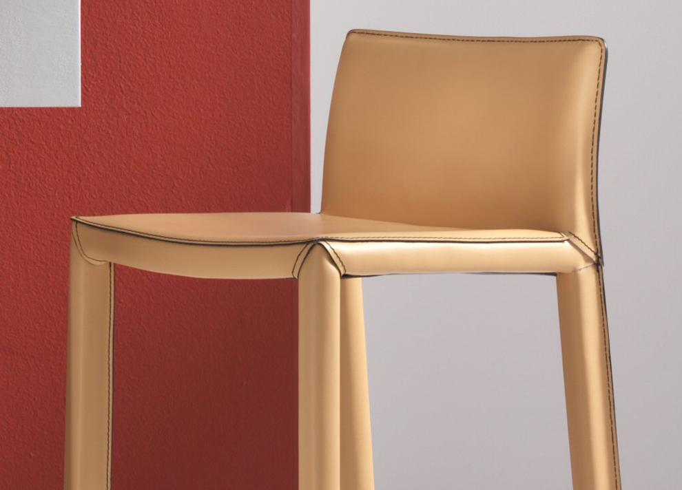 Bonaldo Mirtillo Bar Stool