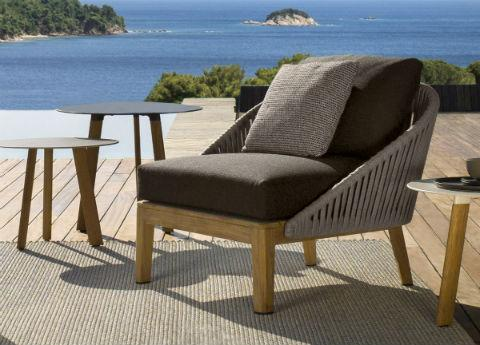 Tribu Mood Garden Lounge Chair
