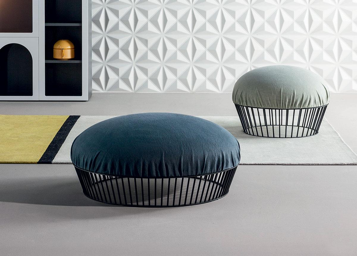 Bonaldo Movie Pouf