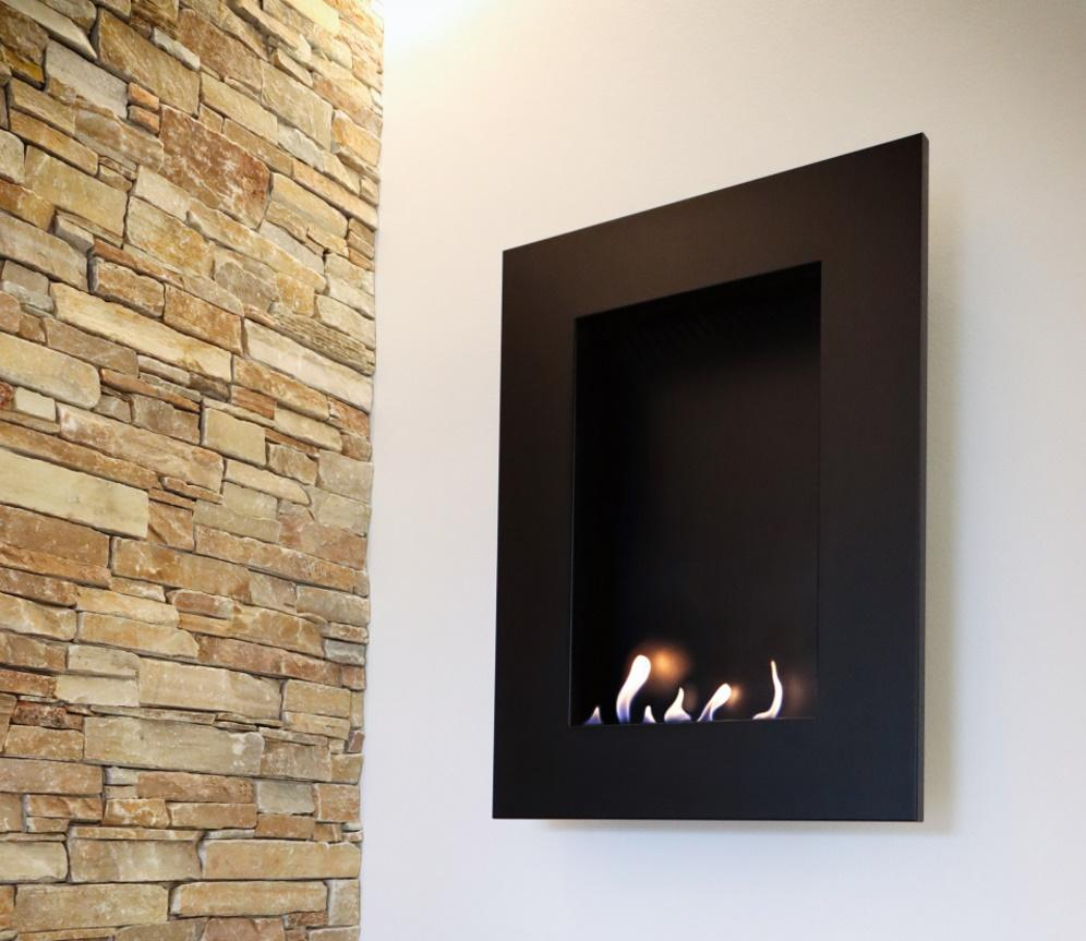Decoflame New York Tower Bioethanol Fire