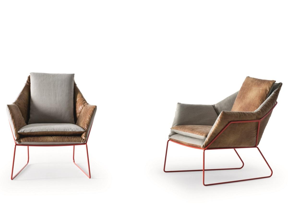 Saba New York Armchair