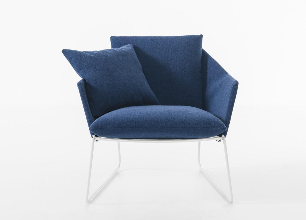 Saba New York Garden Armchair