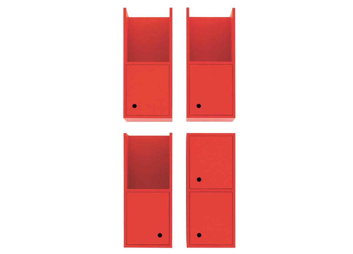 Battistella Nidi Wall Unit 16