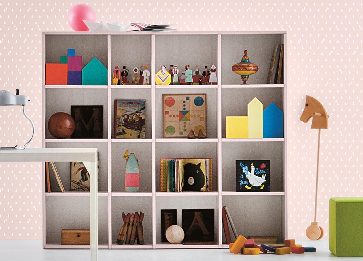 Battistella Luce Bookcase 21