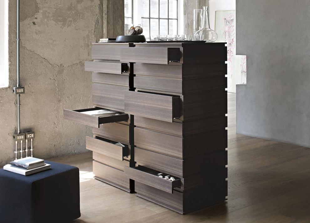 Lema Nine Tall Chest of Drawers