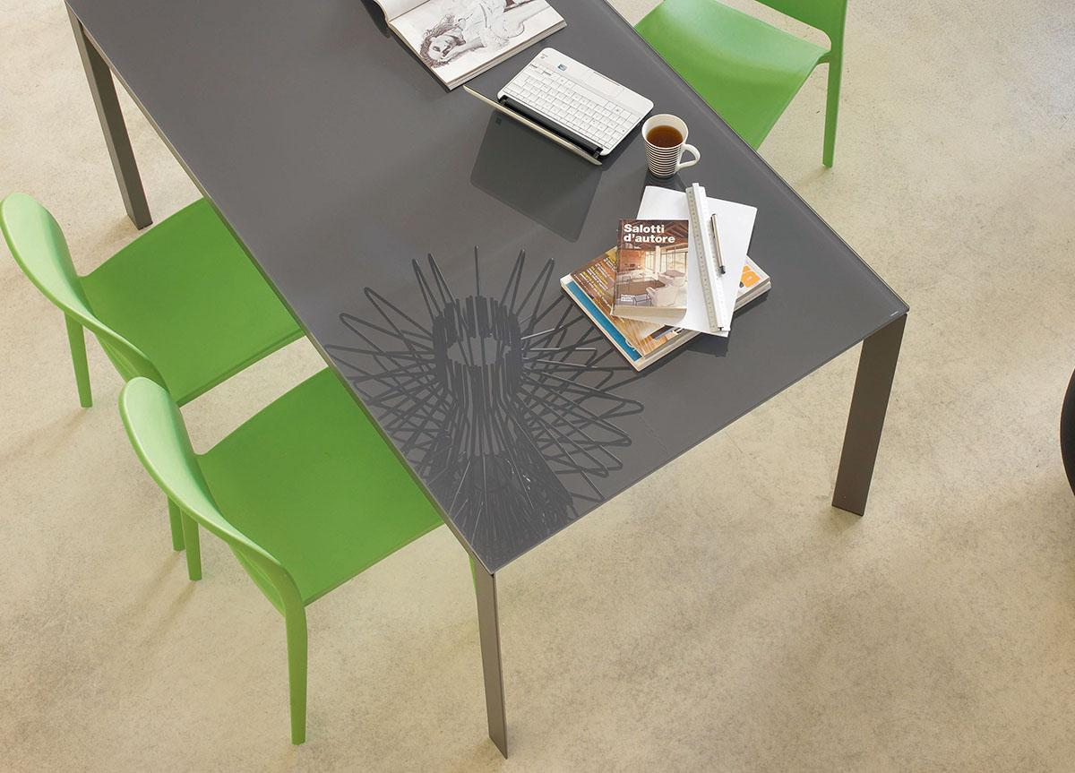 Bontempi Paris Extending Dining Table
