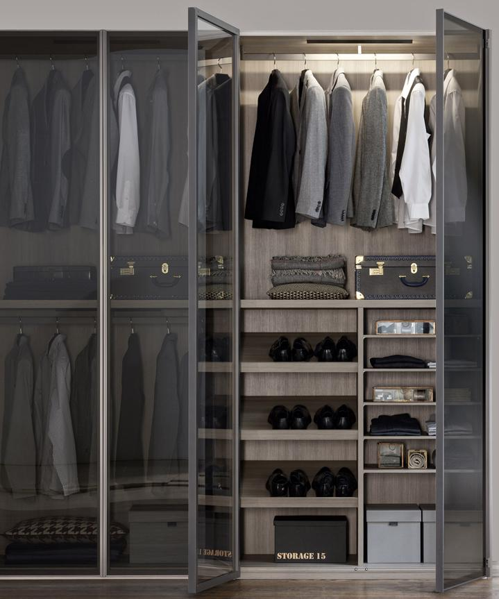 Perry Bedroom Wardrobe