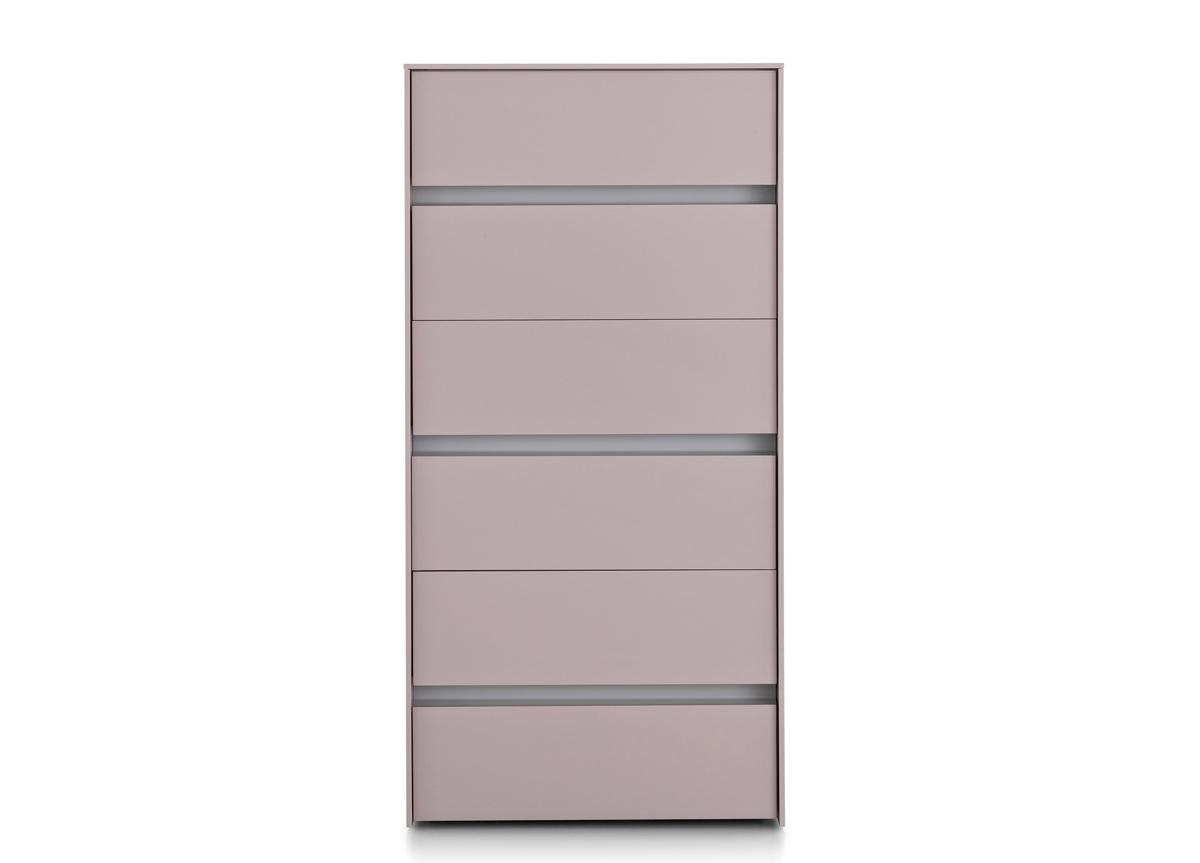 Novamobili Pitagoria Tall Chest of Drawers