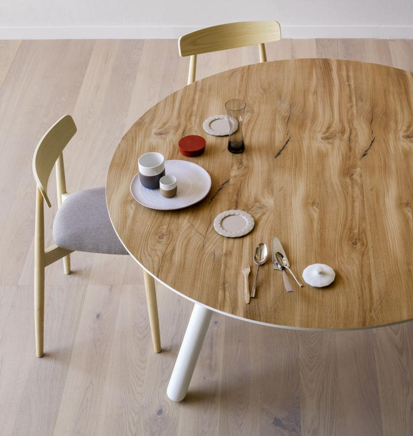 Miniforms Pixie Round Dining Table