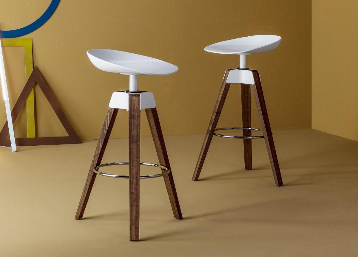 Bonaldo Plumage Bar Stool