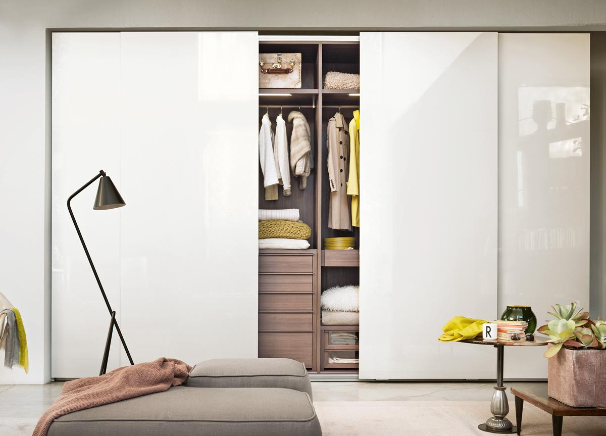 Lema Prima Sliding Door Wardrobe