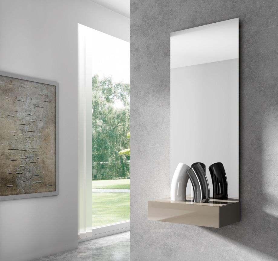 Richi Contemporary Wall Mirror Contemporary Wall Mirrors