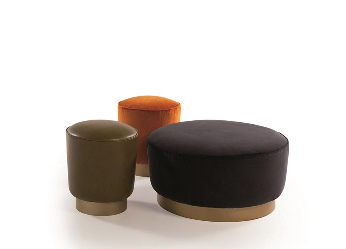 Vibieffe A-Round Ottoman