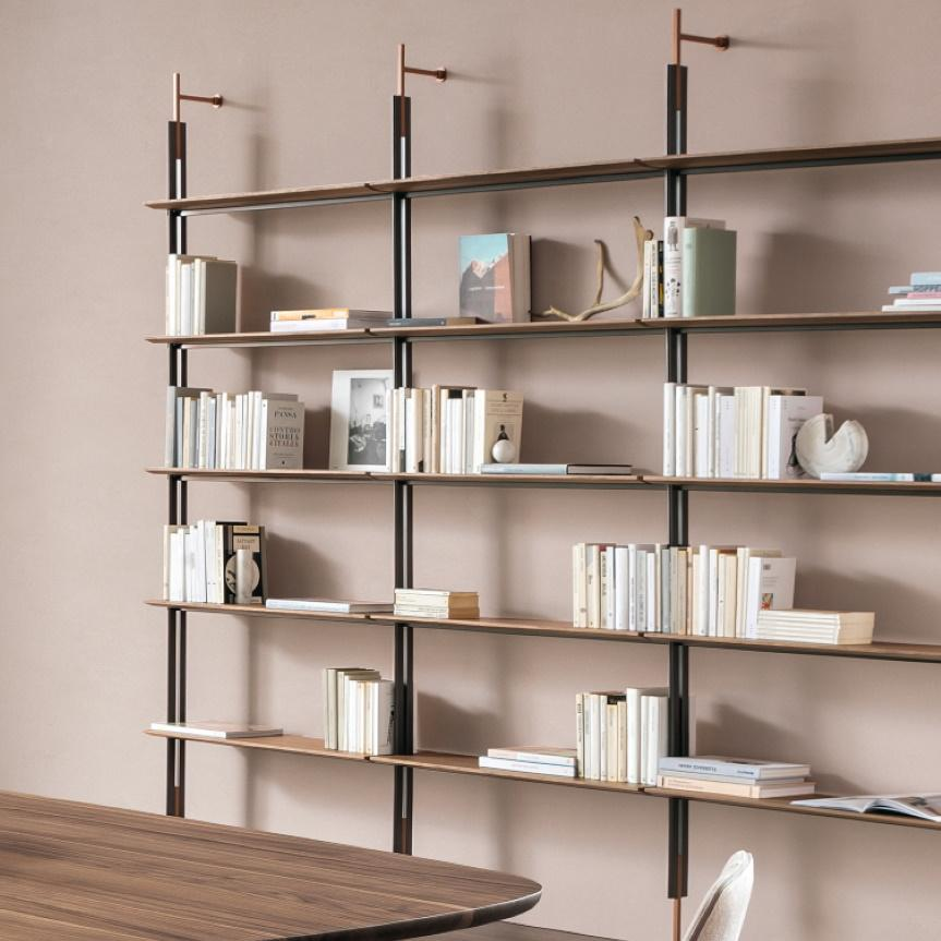 Bonaldo Roll Bookcase