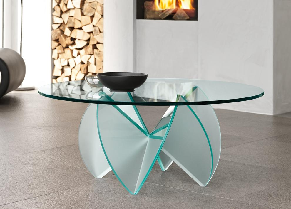 Tonelli Rosa Del Deserto Coffee Table