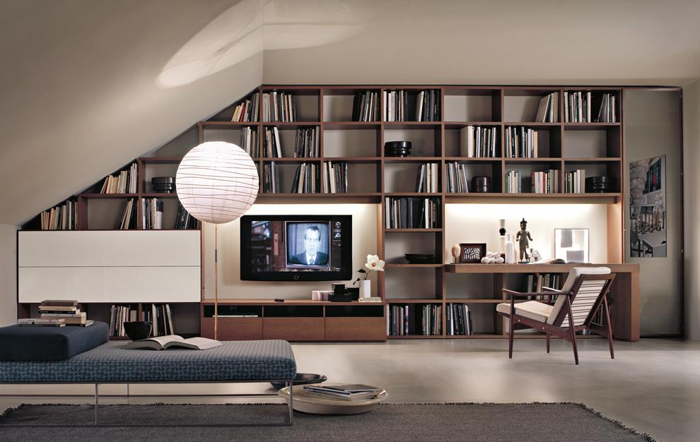 Lema Selecta 02 Wall Unit/TV Unit