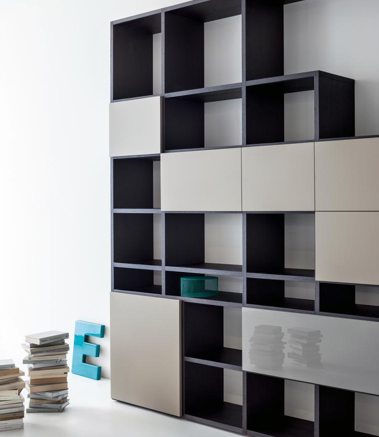 Lema Selecta 04 Bookcase/Wall Unit