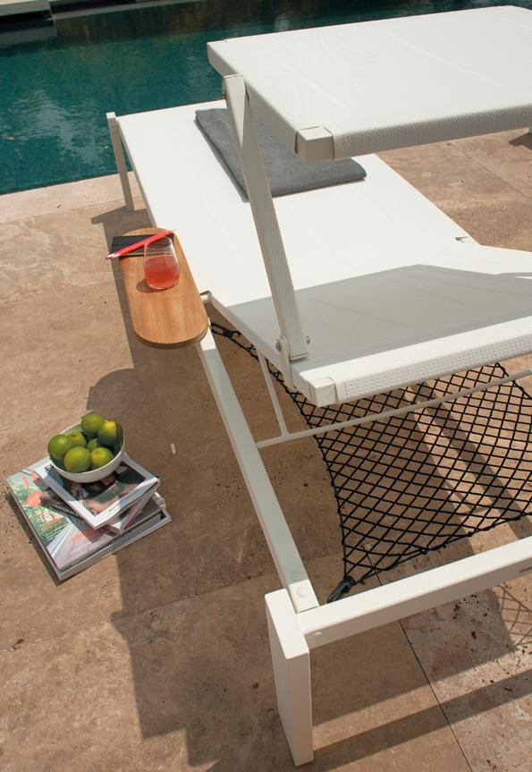 Emu Shine Sun Lounger