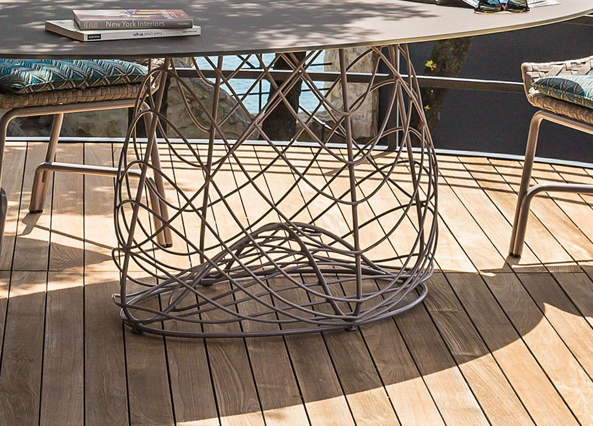 Smania Skiathos Garden Table