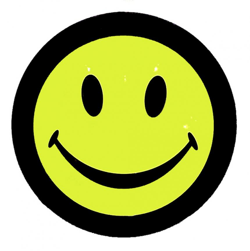 Acid Smiley, 2016 by Ryan Callanan