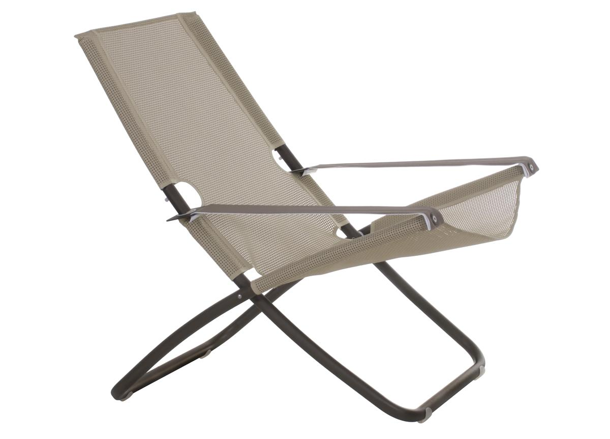 Emu Snooze Deck Chair