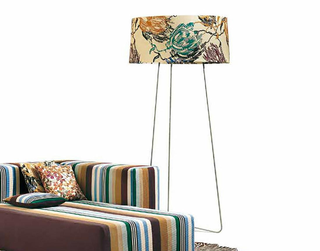 Missoni Home Sophie Tall Floor Lamp