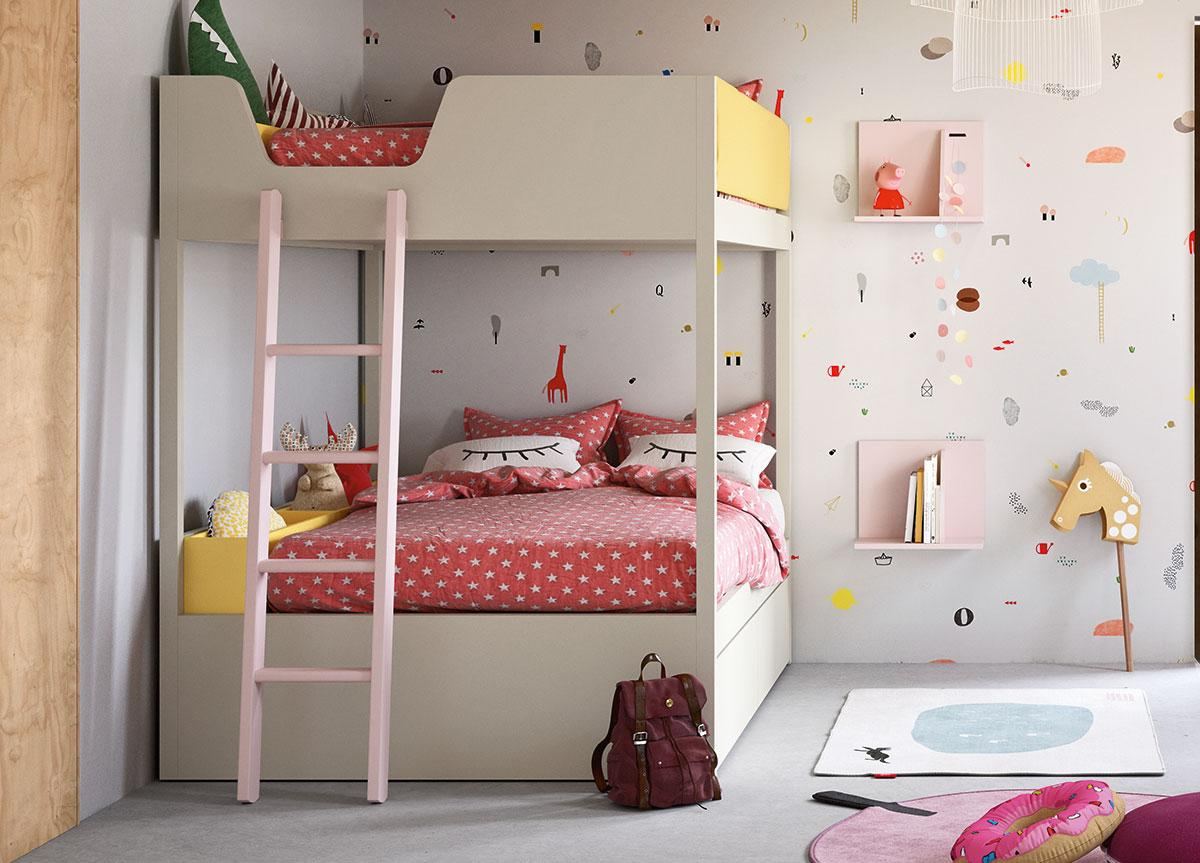 Battistella Nidi Children's Bedroom Space 14