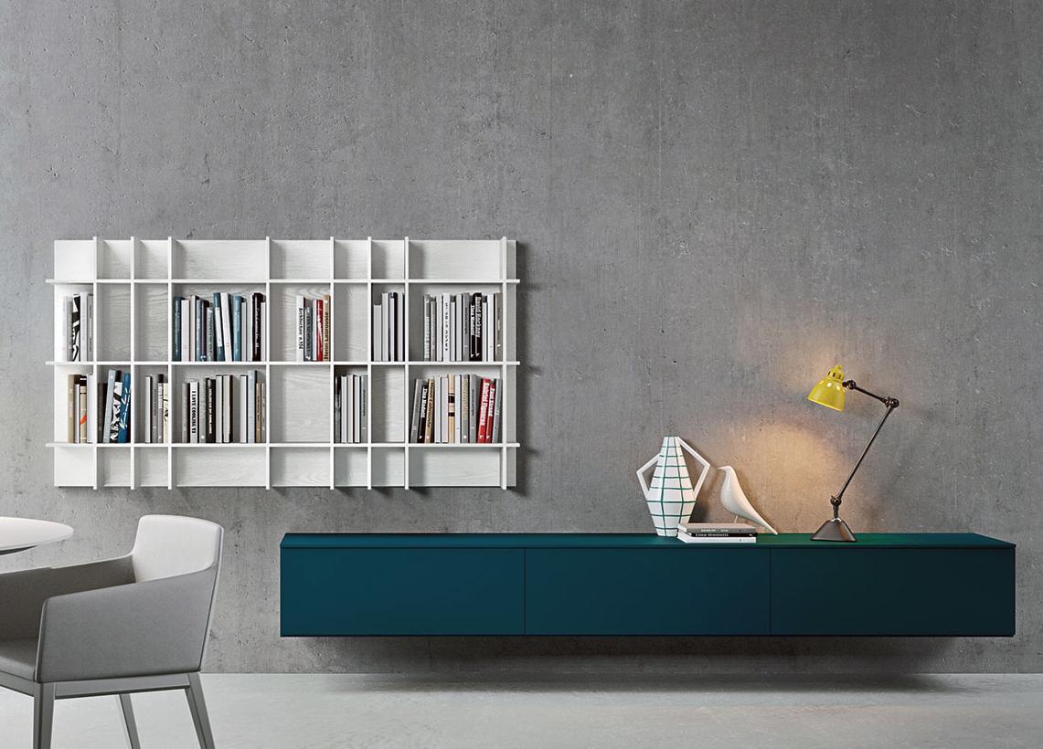 Stretto Bookcase