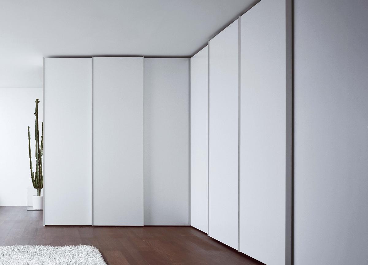 Go Modern Ltd > Wardrobes > Tempo Corner Sliding Door ...