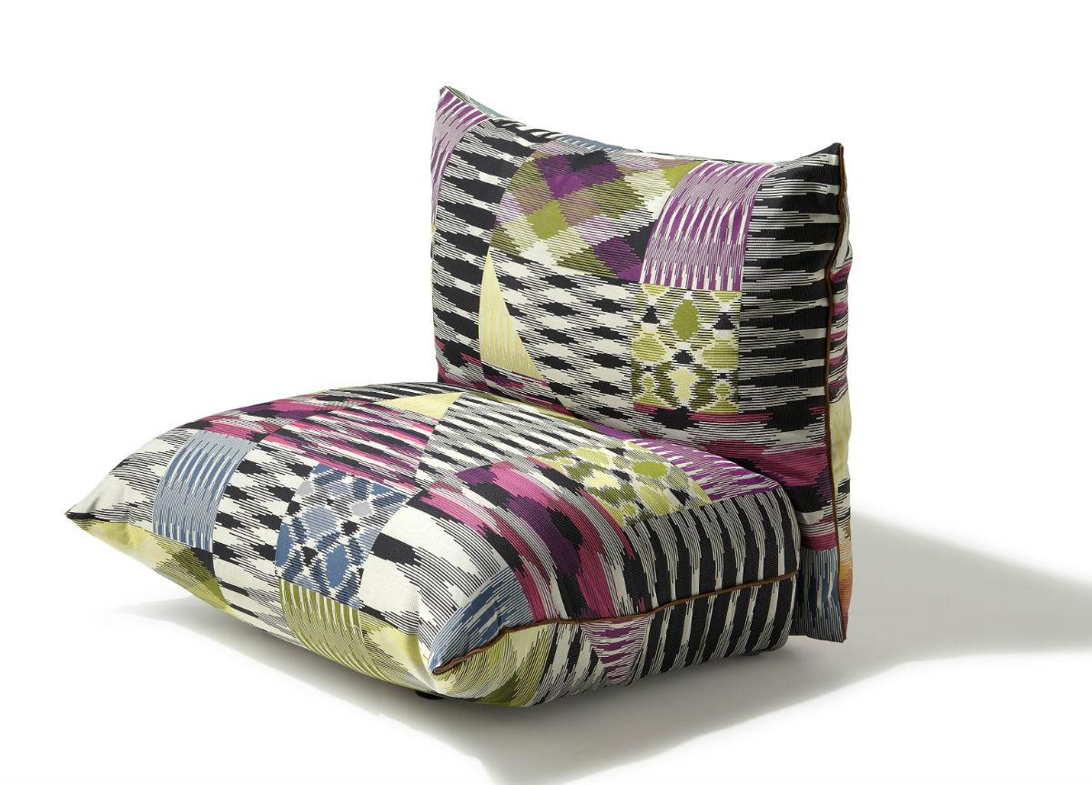 Missoni Home Top 4 Sofa