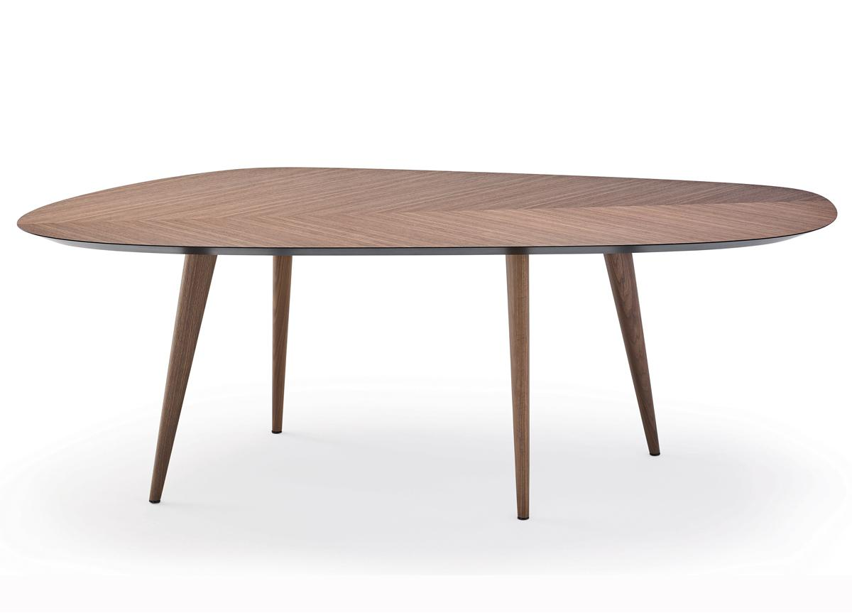 Zanotta Tweed Dining Table