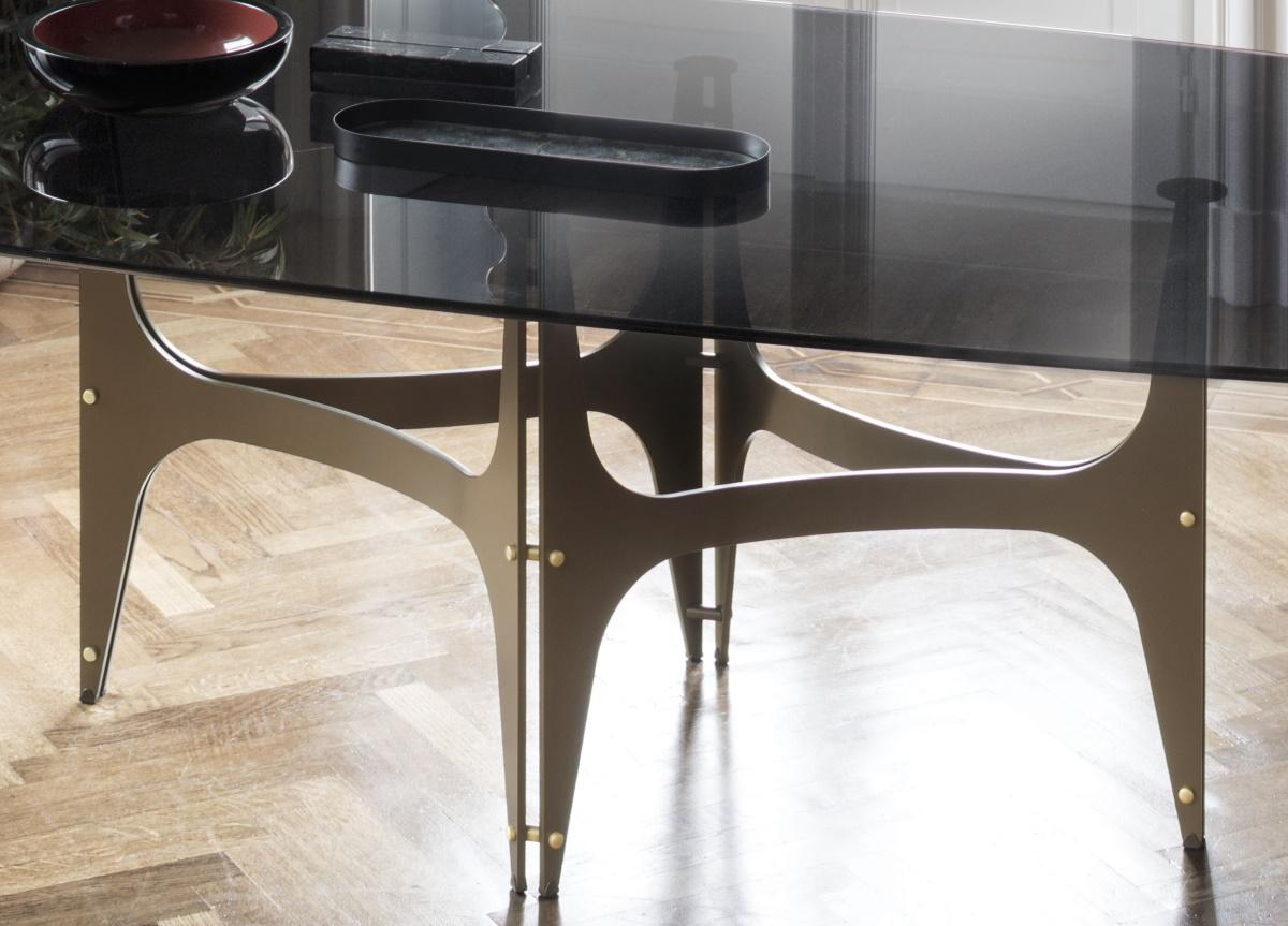 Bontempi Universe Ring Round Dining Table