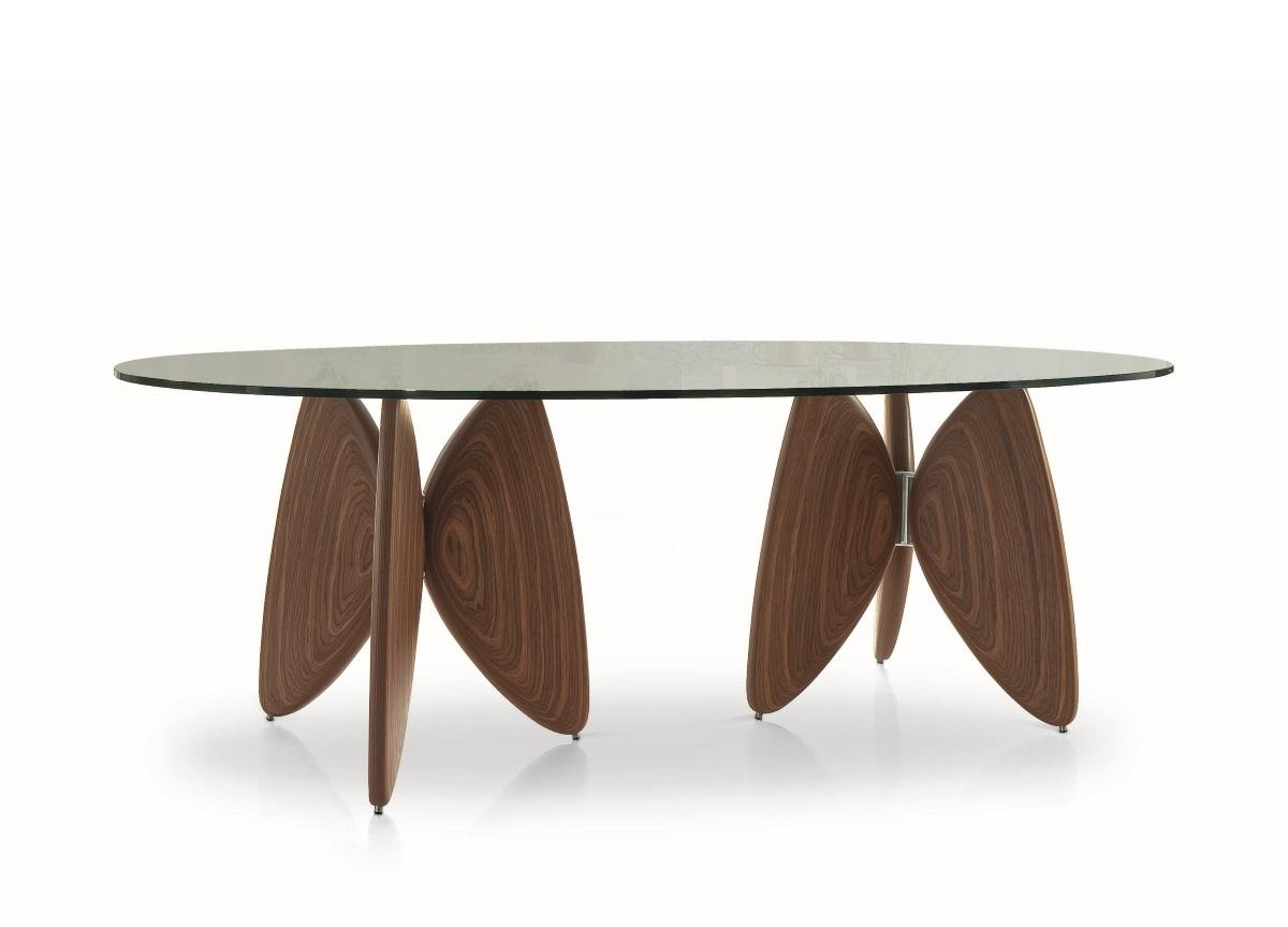 Bonaldo Vanessa Oval Dining Table