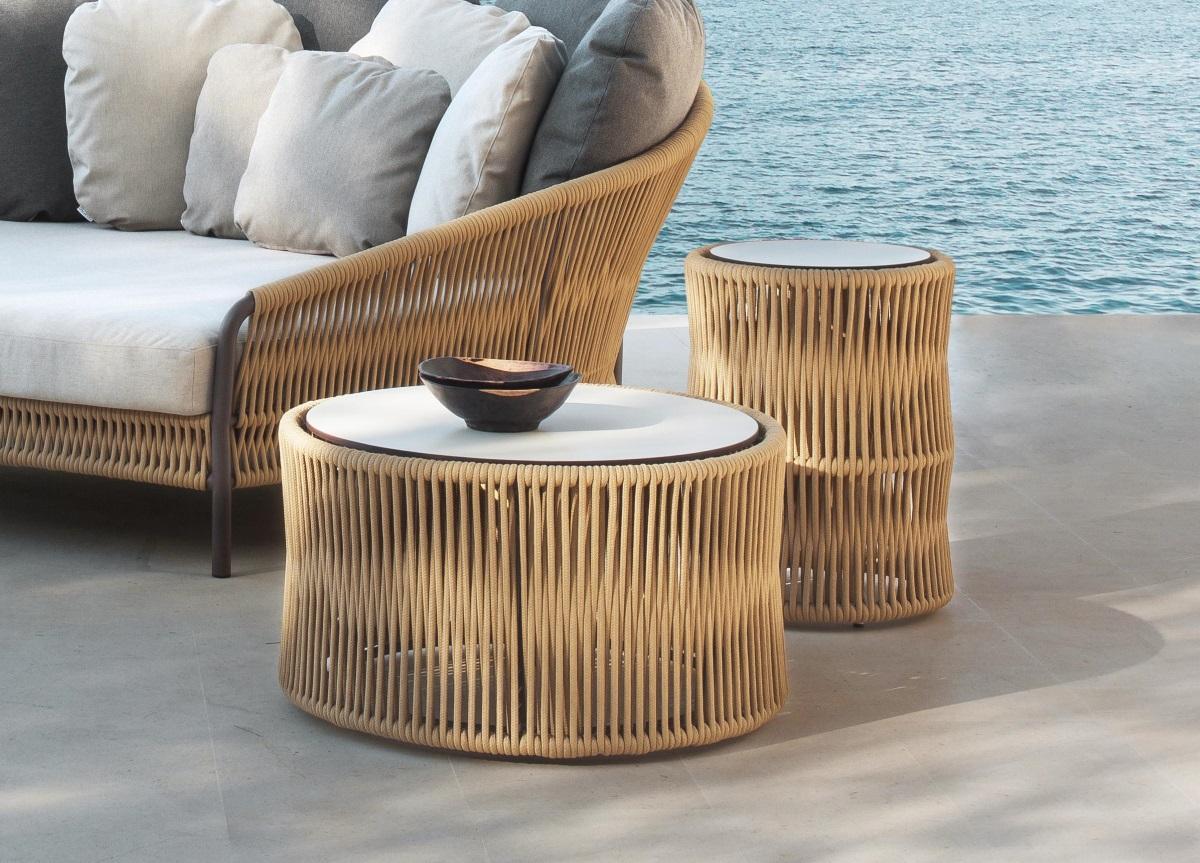 Weave Garden Coffee Table
